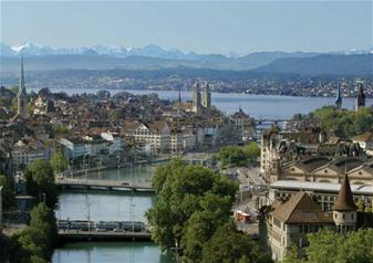 The Best of Zurich Tour