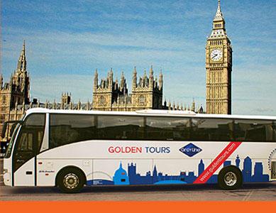 London Busfahrten