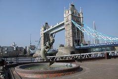 行程和活动在伦敦