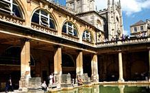Tour de las Termas Romanas de Bath