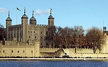 Tour alla Torre di Londra