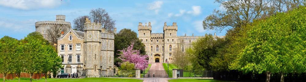 ¡Explora el lugar de la boda real de Prince Harry y Meghan Markle!