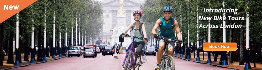 Explore Parks, Palaces & More with London Bike Tours