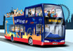Tours en autobús panorámico