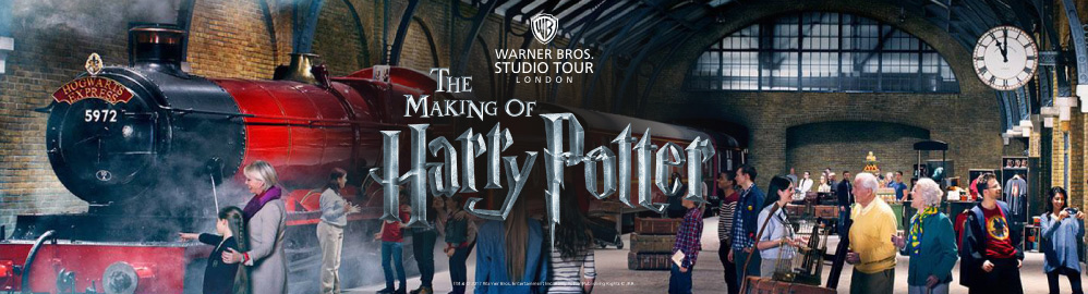 Warner Bros. Studio Tour London - Harry Potter entre bastidores