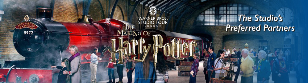 Warner Bros. Studio Tour London with Return Transportation