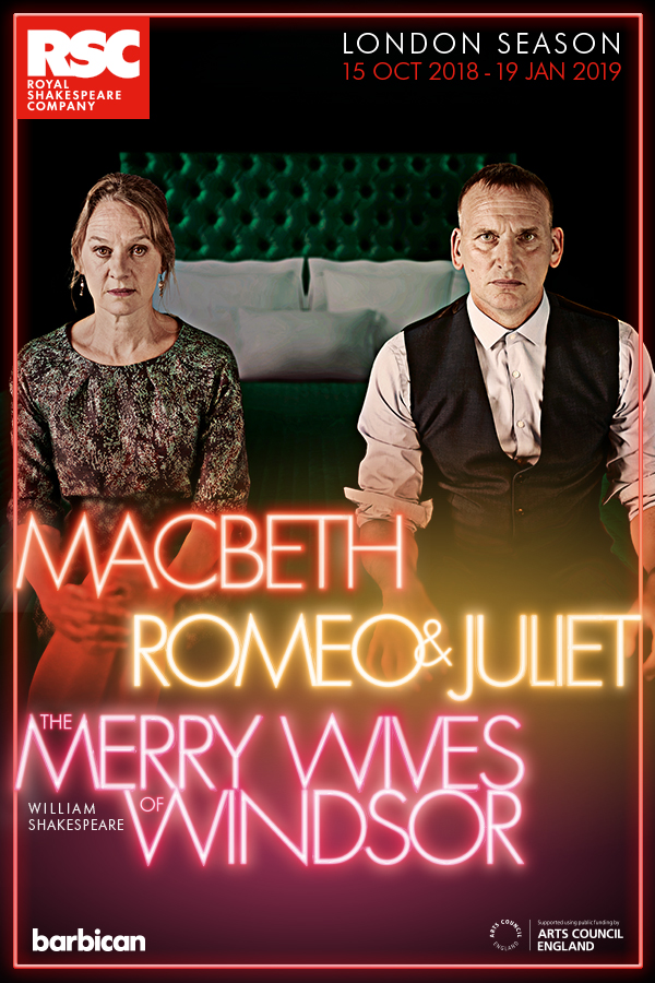 London Theatre Tickets - The Merry Wives of Windsor