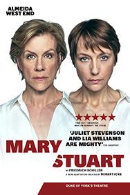 London Theatre Tickets - Mary Stuart