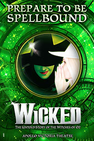 London Theatre Tickets - Wicked
