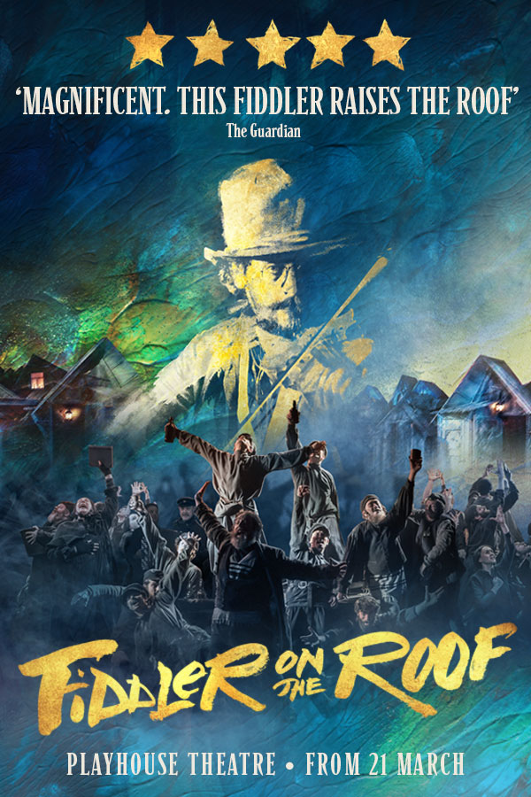London Theatre Tickets - Fiddler on the Roof