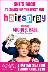 London Theatre Tickets - Hairspray