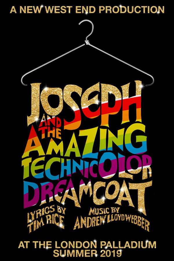 London Theatre Tickets - Joseph and the Amazing Technicolor Dreamcoat