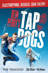 London Theatre Tickets - Tap Dogs