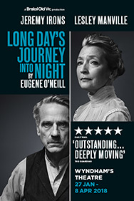 London Theatre Tickets - Long Day's Journey Into Night