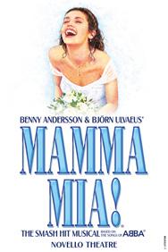 London Theatre Tickets - Mamma Mia