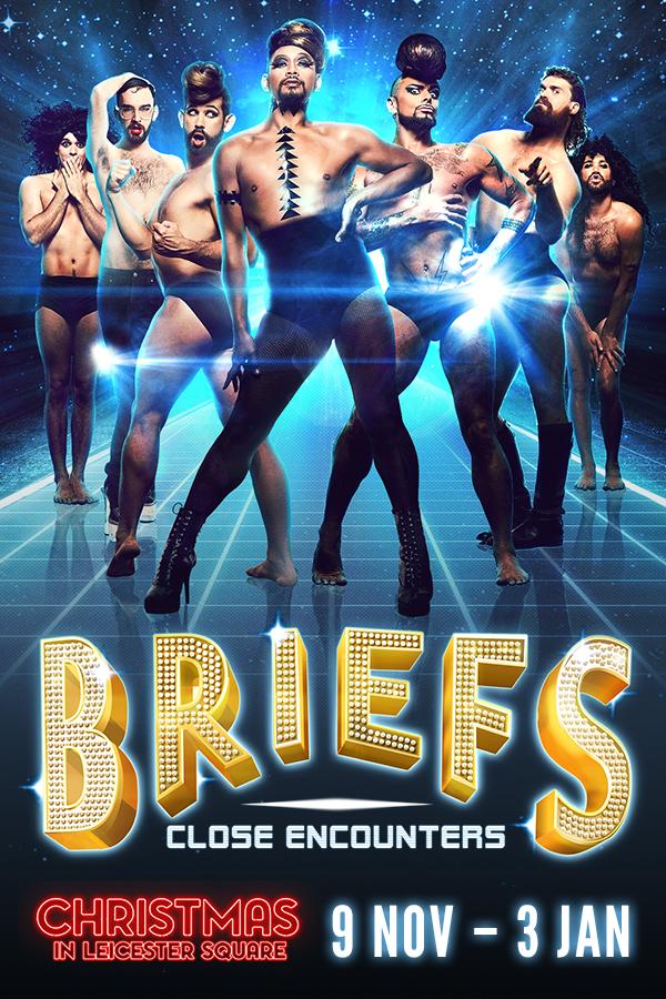 London Theatre Tickets - Briefs: Close Encounters
