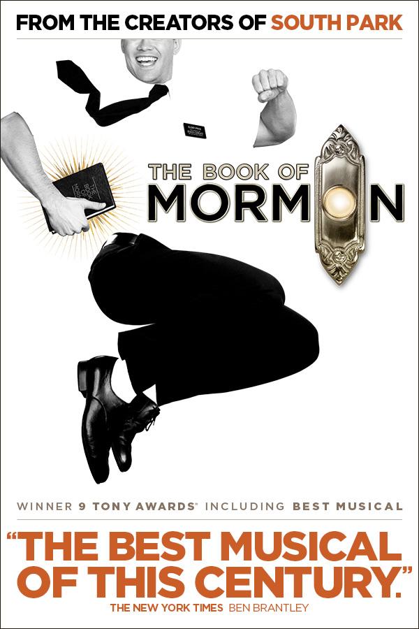 London Theatre Tickets - The Book of Mormon