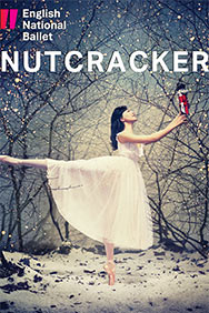 London Theatre Tickets - Nutcracker - English National Ballet