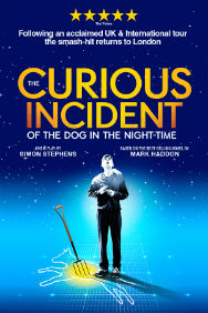 London Theatre Tickets - The Curious Incident of the Dog in the Night-Time