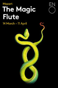 London Theatre Tickets - The Magic Flute - ENO
