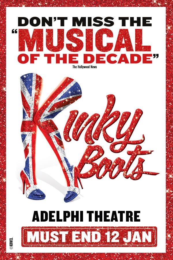 London Theatre Tickets - Kinky Boots