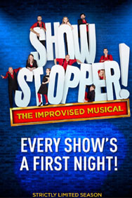 London Theatre Tickets - Showstopper The Improvised Musical