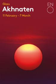 London Theatre Tickets - Akhnaten - ENO