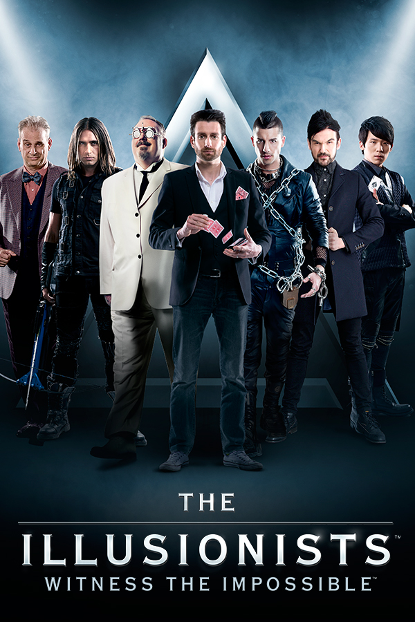 London Theatre Tickets - The Illusionists