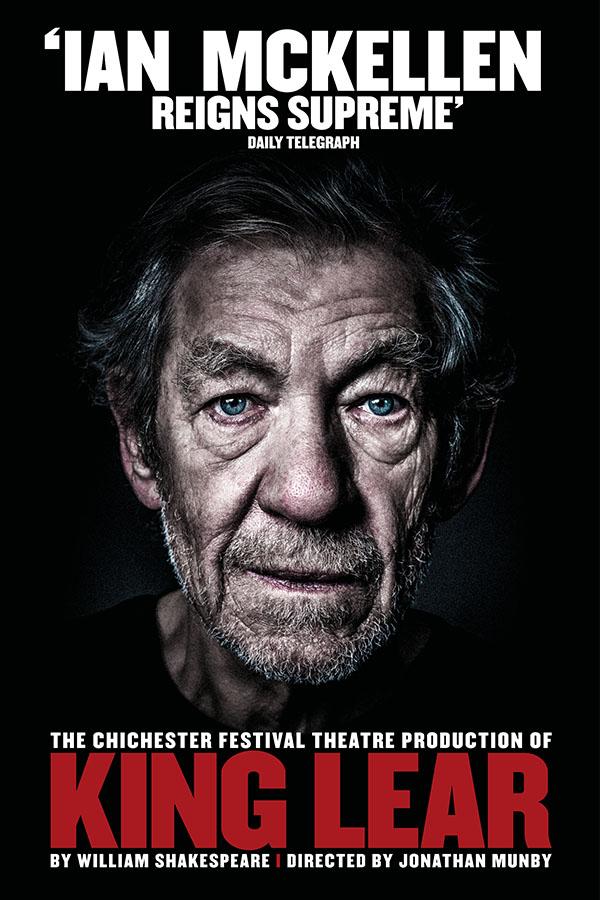 London Theatre Tickets - King Lear