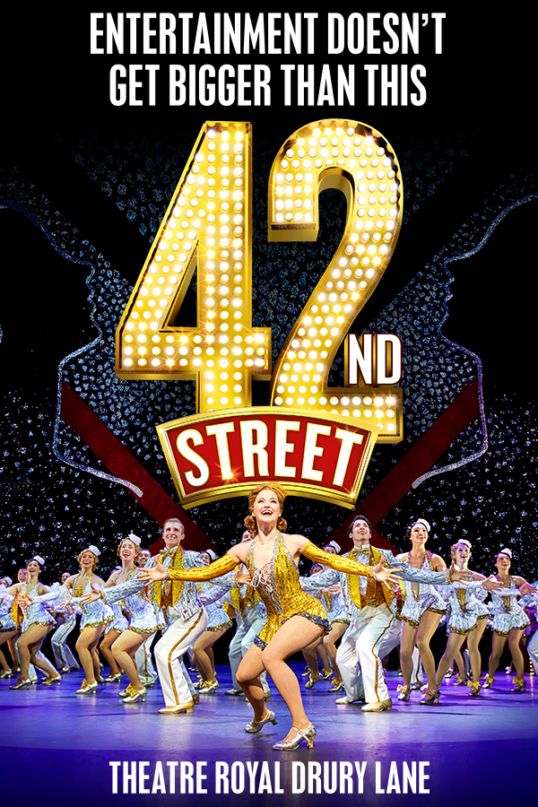 London Theatre Tickets - 42nd Street