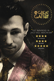 London Theatre Tickets - The Great Gatsby