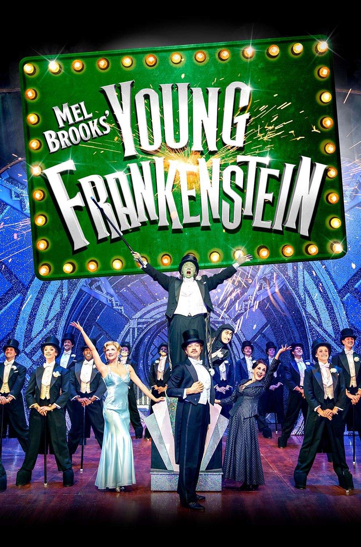 London Theatre Tickets - Young Frankenstein