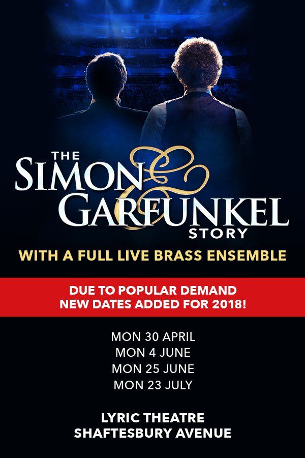London Theatre Tickets - The Simon & Garfunkel Story