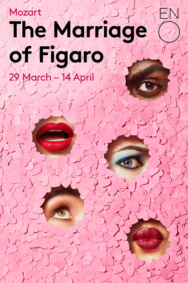 London Theatre Tickets - The Marriage of Figaro