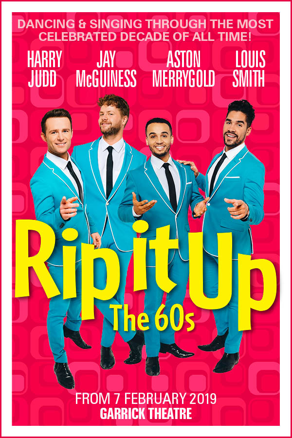London Theatre Tickets - Rip It Up