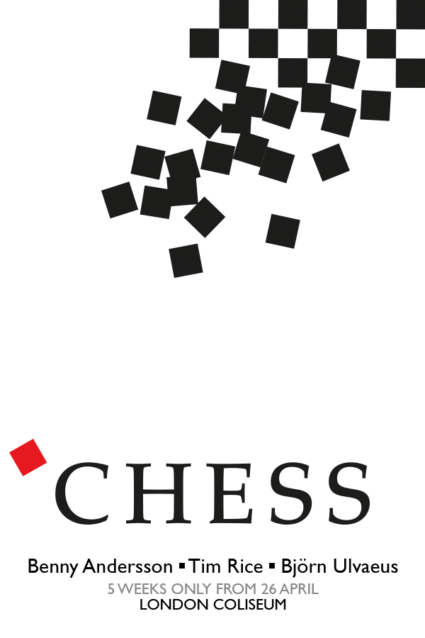 London Theatre Tickets - Chess