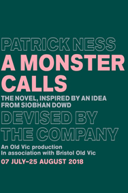 London Theatre Tickets - A Monster Calls
