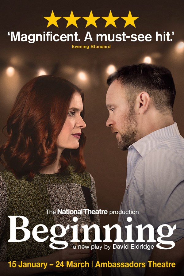 London Theatre Tickets - Beginning
