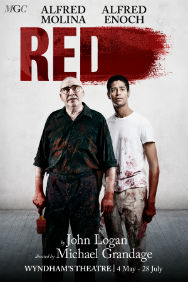 London Theatre Tickets - Red