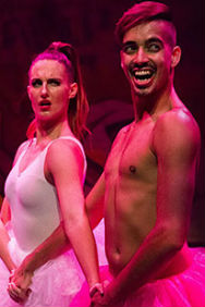 London Theatre Tickets - Masters of Choreography - Beats on Pointe