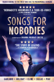 London Theatre Tickets - Songs for Nobodies