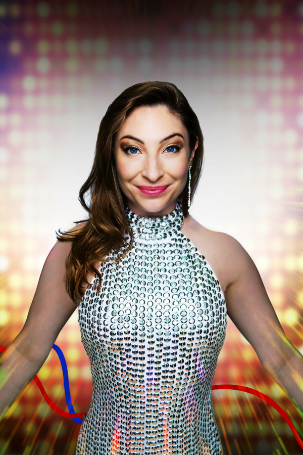 London Theatre Tickets - Jess Robinson: Here Come the Girls
