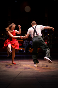 London Theatre Tickets - Swing Out! A Night of Live Swing Music and Dancing
