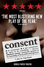 London Theatre Tickets - Consent