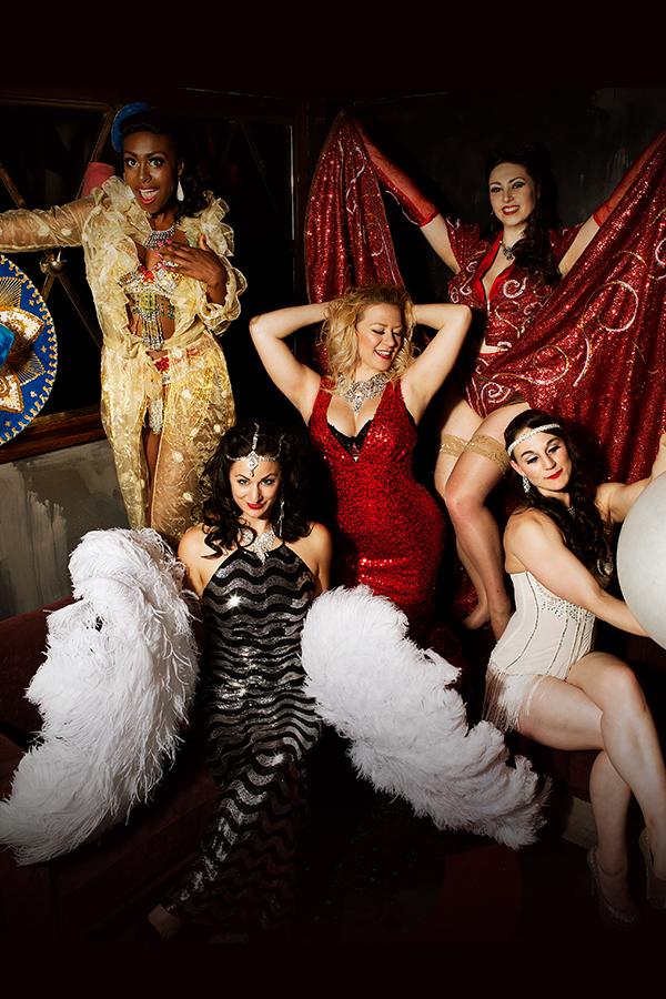 London Theatre Tickets - House of Burlesque Revue
