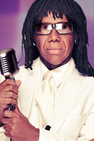 London Theatre Tickets - Nile Rodgers and Chic