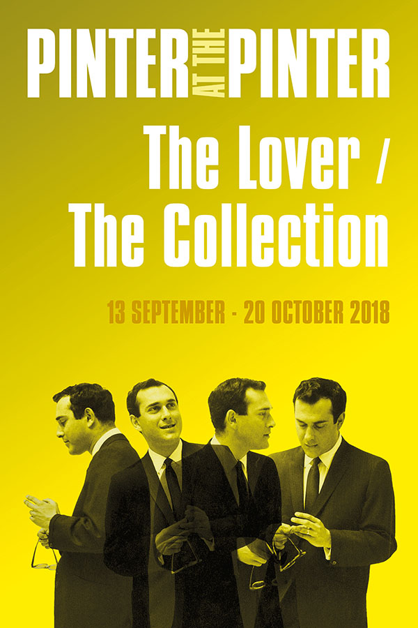 London Theatre Tickets - The Lover / The Collection