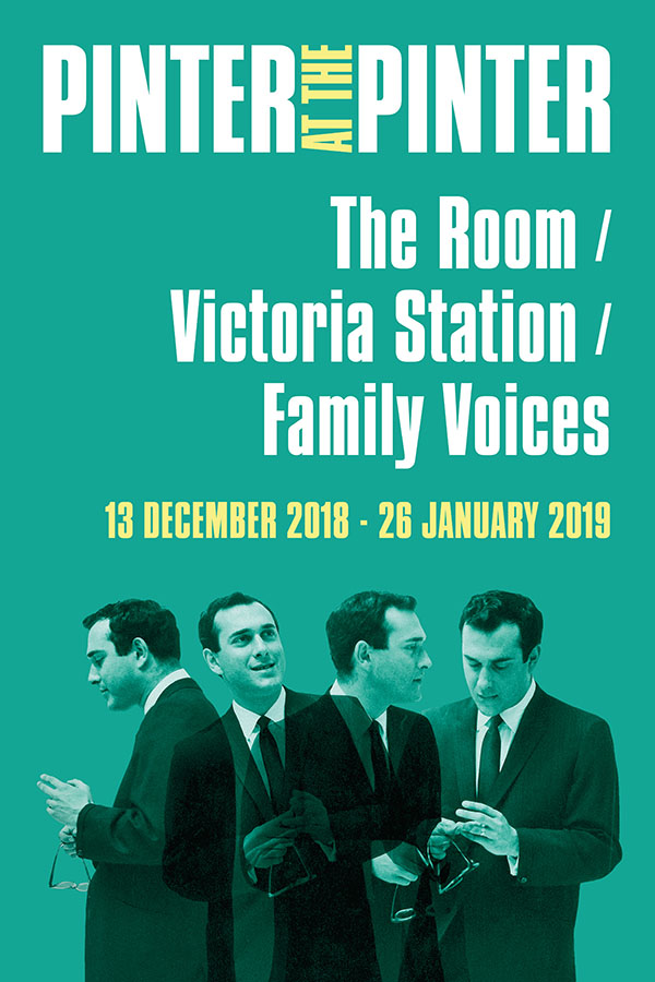 London Theatre Tickets - The Room / Victoria Station / Family Voices