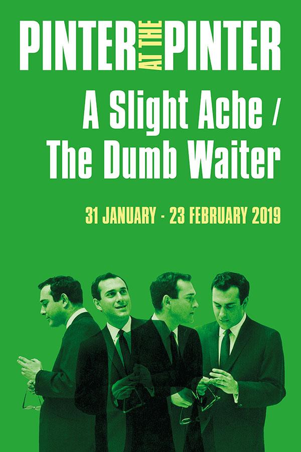 London Theatre Tickets - A Slight Ache / The Dumb Waiter