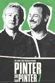 London Theatre Tickets - Pinter 7: A Slight Ache / The Dumb Waiter